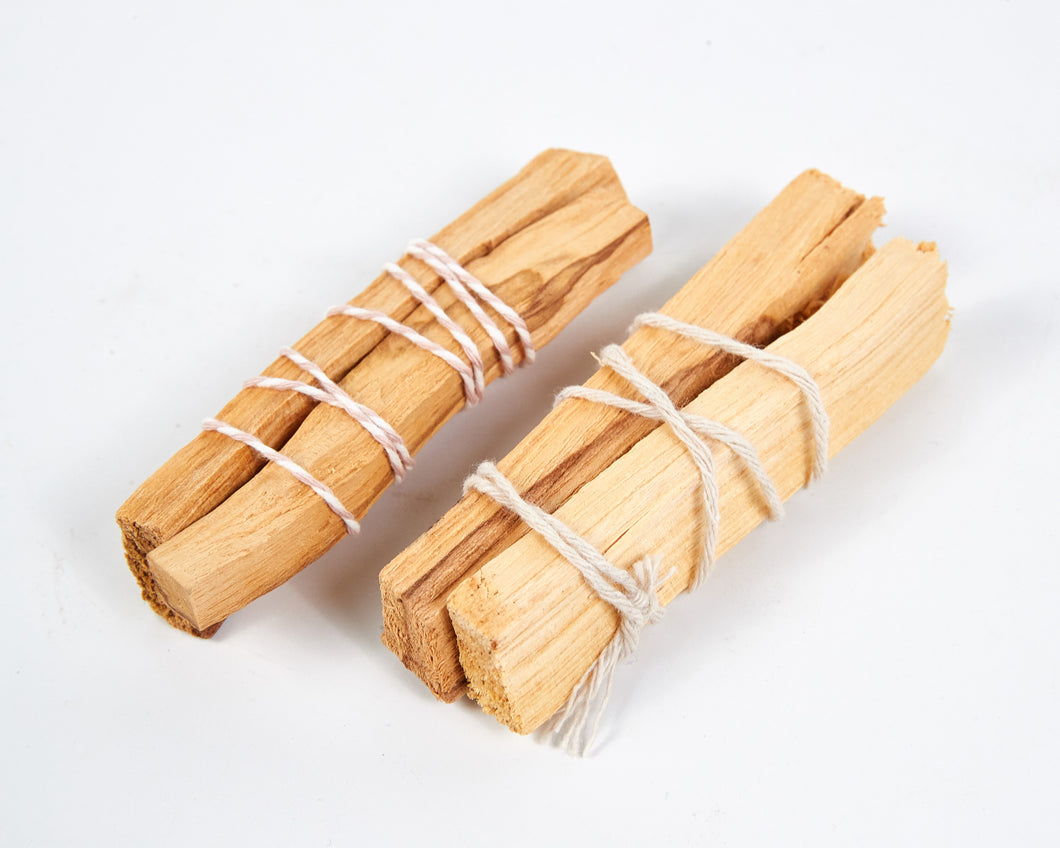 Palo Santo Sticks, Fresh High Grade Wood Incense