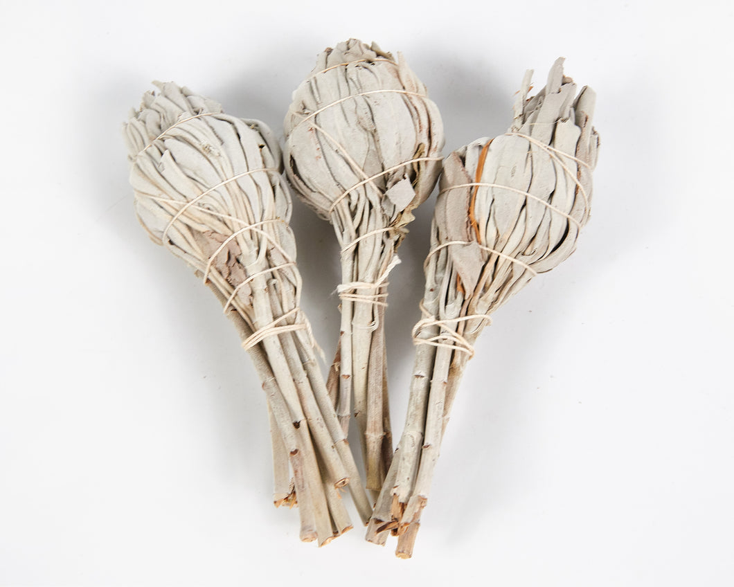 Natural Sage Smudge Sticks
