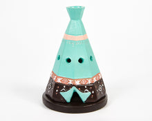Load image into Gallery viewer, Boho Teepee Incense Cone Holder image 3