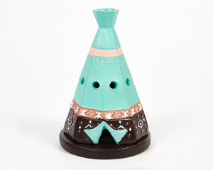 Boho Teepee Incense Cone Holder image 3