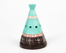 Load image into Gallery viewer, Boho Teepee Incense Cone Holder image 5