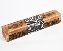 Load image into Gallery viewer, Animal Print Incense Box image 1