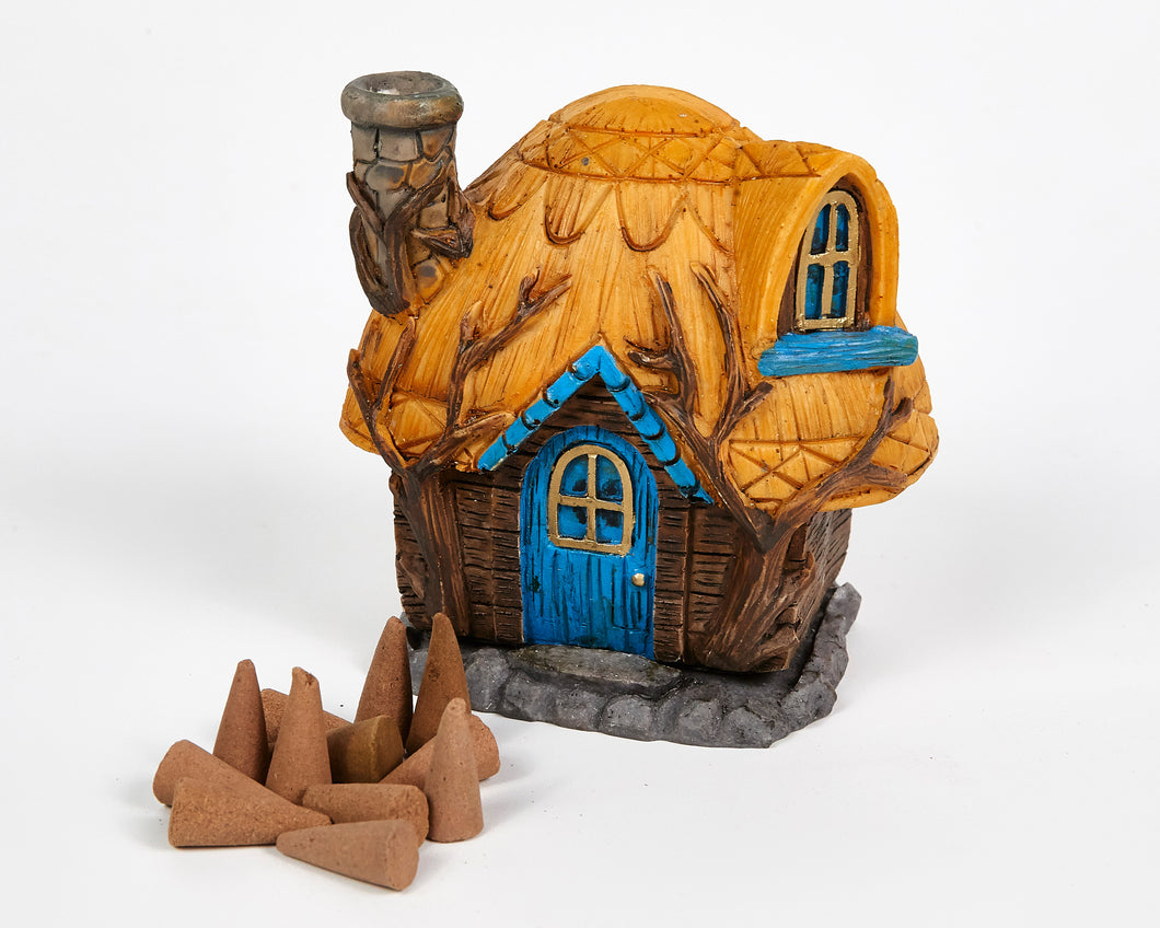 Buttercup Cottage Incense Cone Holder image 1
