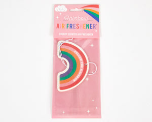 Rainbow Cherry Scented Car Air Freshener