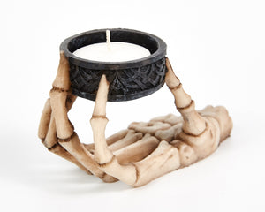 Skeleton Hand Tea Light Holder, Candle Holder, Decorative Ornament