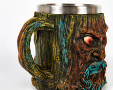Load image into Gallery viewer, Tree Man Tankard Mug, Coffee Cup, Ritualistic, Drinkware, Tumbler, Ritual