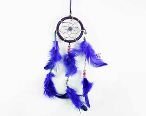 Dream Catcher Purple 5cm