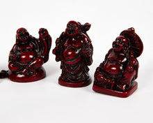 Load image into Gallery viewer, Box Of 6 Mini Buddha Ornaments, Indian Statue, Indian Art, Buddhist Home decor, home presents, home gifts