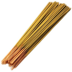 Honeysuckle Incense Sticks Long Burning - Natural, Eco Friendly Bamboo Incense Sticks for Incense Holder, Incense Burner & Ash Catcher