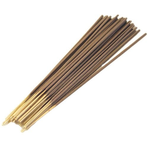 Vanilla Incense Sticks Long Burning - Natural, Eco Friendly Bamboo Incense Sticks for Incense Holder, Incense Burner & Ash Catcher