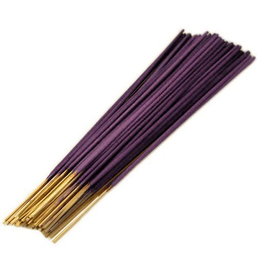 Parma Violets Incense Sticks Long Burning - Natural, Eco Friendly Bamboo Incense Sticks for Incense Holder, Incense Burner & Ash Catcher