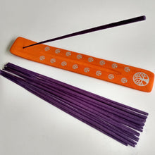 Load image into Gallery viewer, Orange Tree Of Life Incense Holder image 2