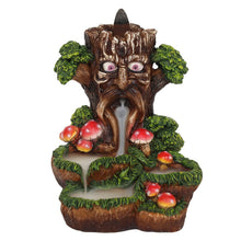 Load image into Gallery viewer, Large Tree Man Backflow Incense Burner image 1