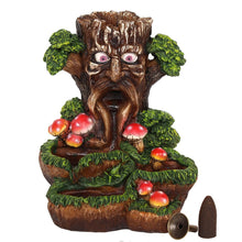 Load image into Gallery viewer, Large Tree Man Backflow Incense Burner image 4