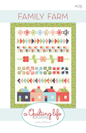 Family Farm by A Quilting Life Designs