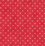 Essential Dots Christmas Red 8654 52 Moda