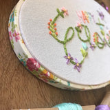 Easter Downloadable PDF Embroidery Pattern