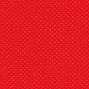 CS101-ST4 Cotton+Steel Basics - Stitch and Repeat - Strawberry Fabric