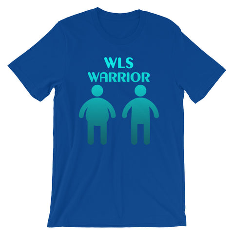 Weightloss Surgery Warrior Unisex T-Shirt
