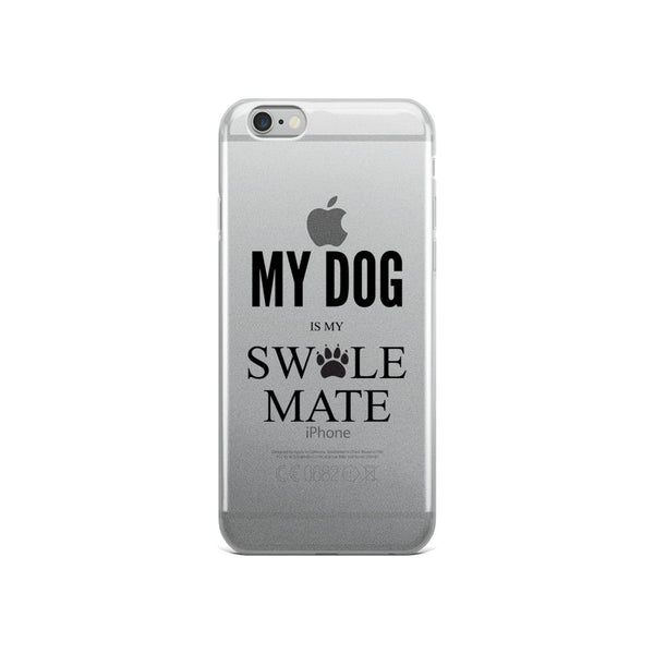 Swole-Mate Dog iPhone Phone Case