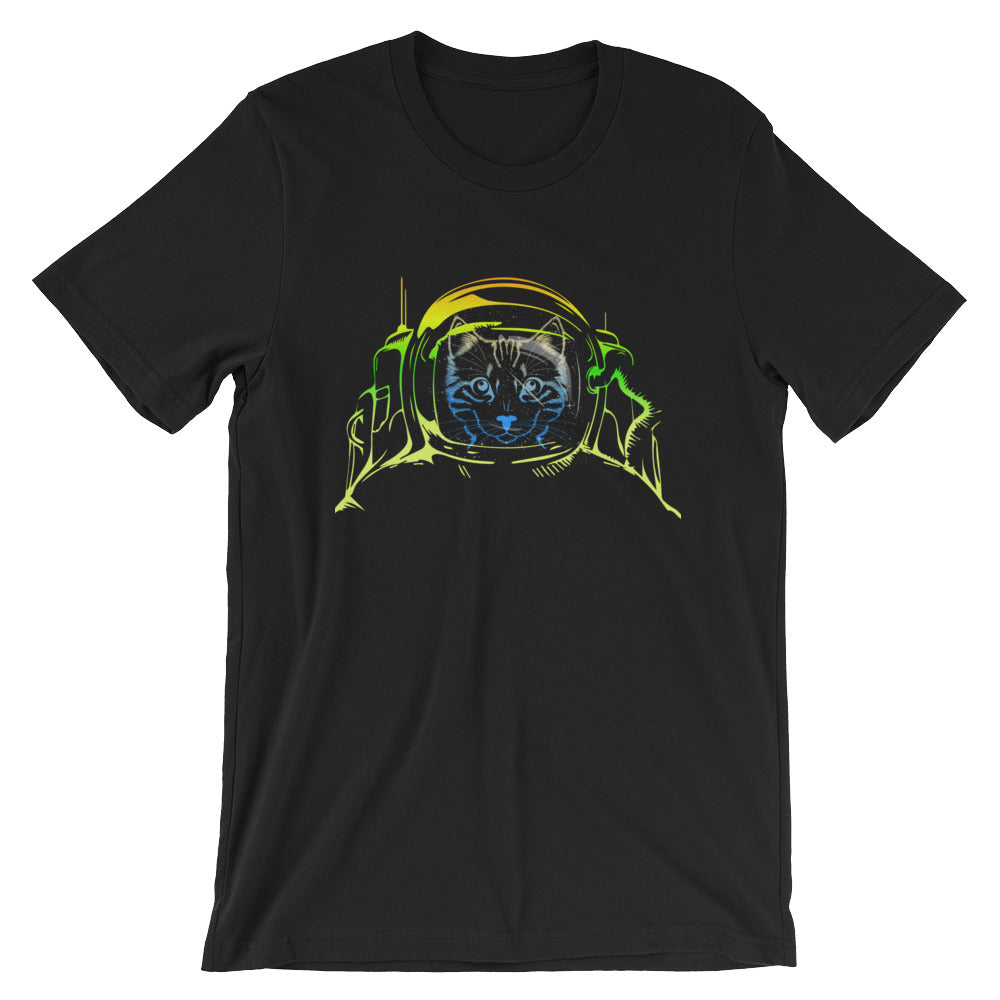 Cat-Stronaut Unisex T-Shirt