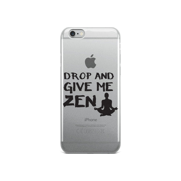 Give Me Zen iPhone Phone Case