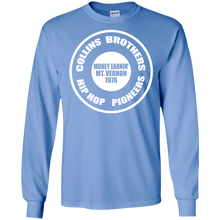 COLLINS BROTHERS (Rapamania collection)  Long sleeve T-Shirt