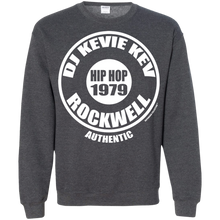 DJ KEVIE KEV ROCKWELL (Rapamania Collection) T Sweatshirt  8 oz.