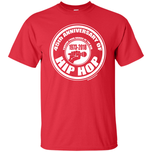 45th ANNIVERSARY OF HIP HOP (Rapamania Collection) T-Shirt