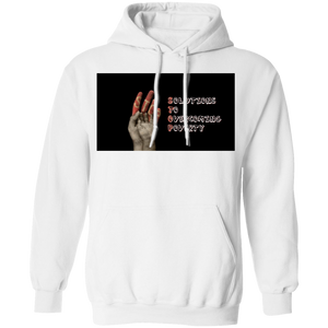 S.T.O.P. (Solutions To Overcoming Poverty) Hoodie 8 oz.