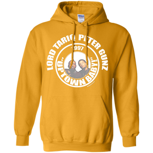 LORD TARIQ PETER GUNZ UPTOWN BABY (Rapamania Collection) Hoodie 8 oz.