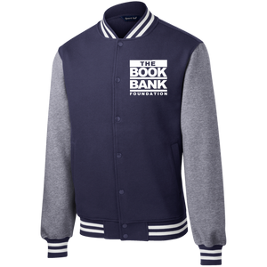 THE BOOK BANK FOUNDATION (Rapamania Collection) Letterman Jacket