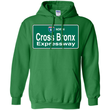 95 NORTH CROSS BRONX EXPWY Pullover Hoodie 8 oz.