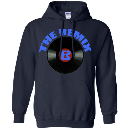 THE REMIX Pullover Hoodie 8 oz.