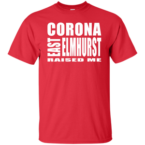 CORONA EAST ELMHURST RAISED ME T-Shirt