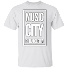 MUSIC CITY Philadephia. T-Shirt