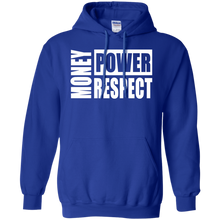 MONEY POWER RESPECT Pullover Hoodie 8 oz.