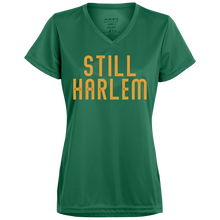 Still Harlem Ladies' Wicking T-Shirt