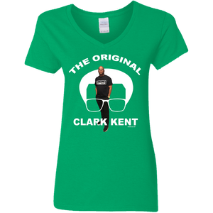 THE ORIGINAL CLARK KENT (Rapamania Collection) V-Neck T-Shirt