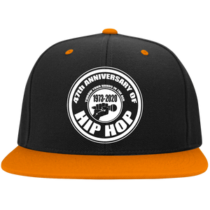 47th ANNIVERSARY OF HIP HOP (Rapamania Collection) Snapback Hat