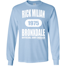RICK MILIAN BRONXDALE (Rapamania Collection) LS Ultra Cotton T-Shirt