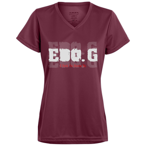 EDO. G Ladies' Wicking T-Shirt