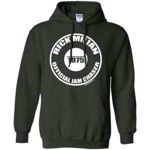 RICK  MILIAN OFFICIAL JAM CHASER (Rapamania Collection) Hoodie 8 oz.
