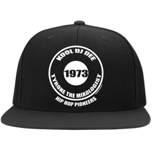 KOOL DJ DEE TYRONE THE MIXOLOGIST(Rapamania Collection) Snapback Hat