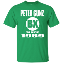 PETER GUNZ BX SINCE 1969 (Rapamania collection) T-Shirt