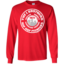 THE L BROTHERS PIONEER (Rapmania Collection) Long sleeve T-Shirt