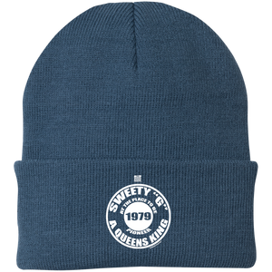 "SWEETY ""G"" A QUEENS KING PIONEER (Rapamania Cllection) Knit Cap"