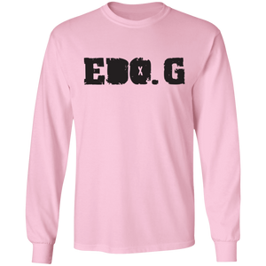 EDO. G LS Ultra Cotton T-Shirt