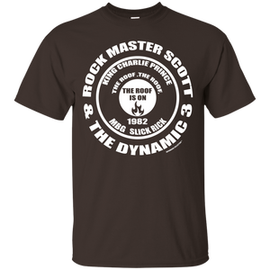 ROCKMASTER SCOTT (Rapamania Collection) T-Shirt