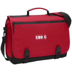 EDO. G (I Got To Have It) Record bag Briefcase